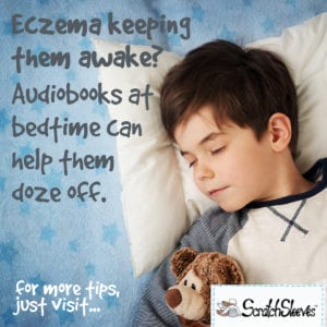 How to Get an Eczema Child to Sleep