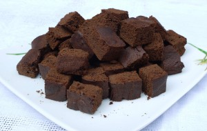 Allergy Friendly Chocolate Brownies: Milk-free, egg-free, gluten-free (and yummy)