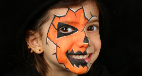 Eczema Friendly Halloween: Homemade Face Paint Recipe