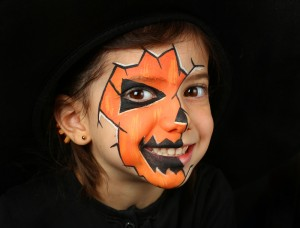 Eczema Friendly Halloween: Homemade Face Paint Recipe