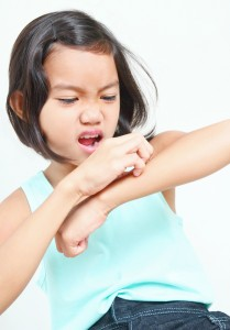 All About Infant Contact Dermatitis