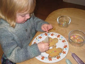 Allergy-friendly Christmas Gingerbread Men Recipe