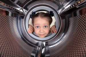 Baby Eczema Tips: Washing Machines and Eczema Laundry