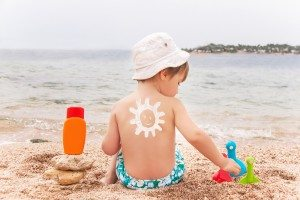 Sunscreen for Eczema Children: Top Tips
