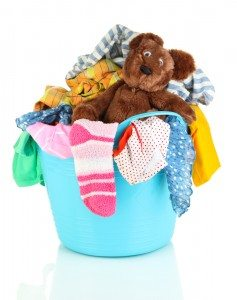 Eczema Friendly Laundry: Stain Removers
