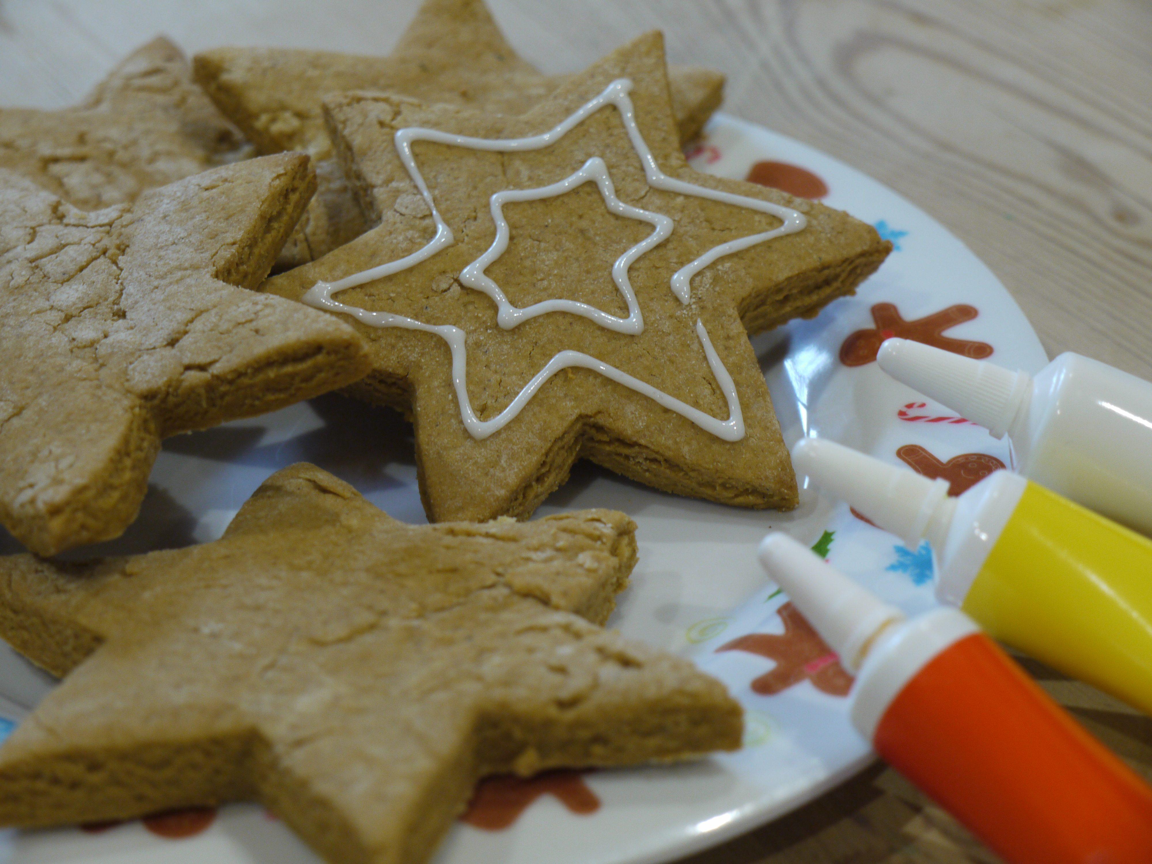 Allergy Friendly Christmas Cookies Egg Milk Nut Free