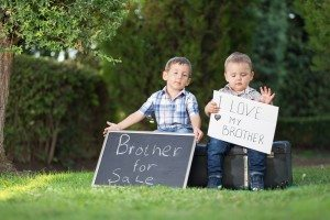 Top tips on involving children in managing their sibling's eczema