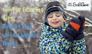 Winter Eczema Tips: Helping Kids with Chapped Hands