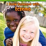 Eczema book reviews: I know someone with eczema by Vic Parker