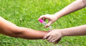 Choosing an Insect Repellent for Eczema Children