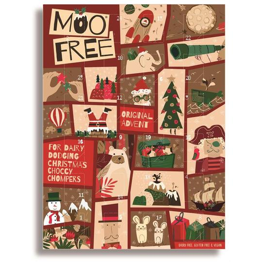 MooFree Diary free chocolate which tastes really good. What's not to like? Find it on Amazon.
