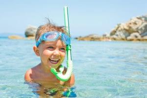 Salt water bathing - an eczema parent's guide