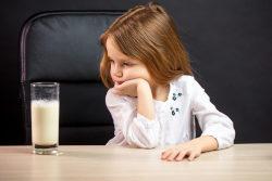 Cow's milk protein allergy in children