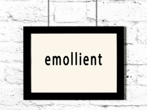 All About Emollients