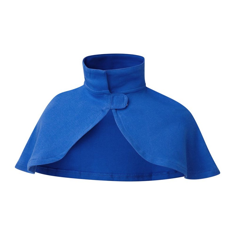 ScratchSleeves - Kingfisher SuperHero cape - front view
